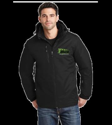 Brian Henderson Vortex Waterproof 3-in-1 Jacket