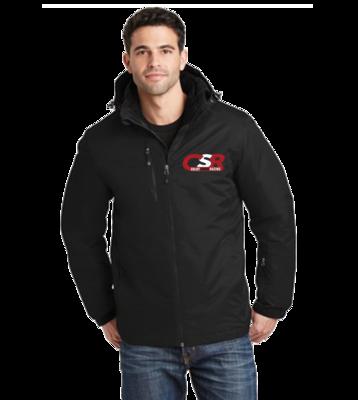 Colby Sokol Vortex Waterproof 3-in-1 Jacket