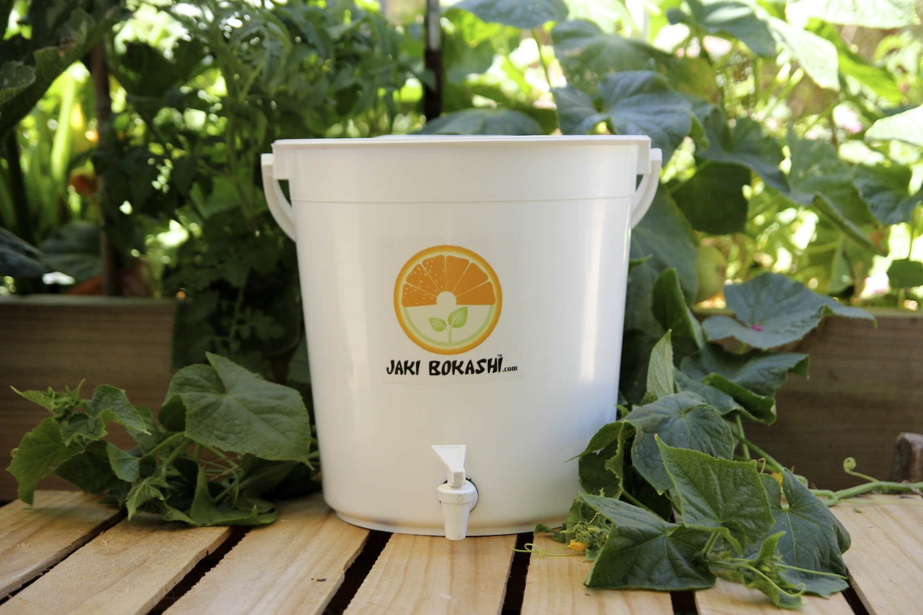 Small Jaki Bokashi Bucket 00000