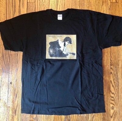 Black Unfinished Business Tee