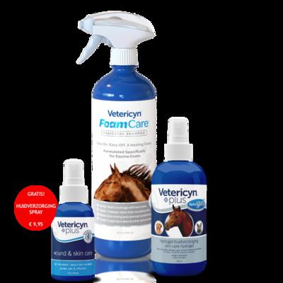 Herstel & Stop-de-Jeuk voor Paarden