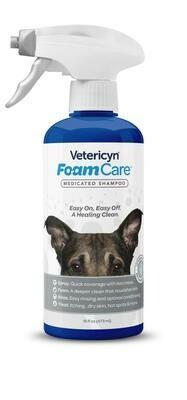 Vetericyn Foamcare Eerste Hulp Huisdieren Shampoo