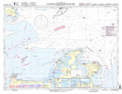BSH Planungskarte für die Sportschifffahrt Ostsee 3002