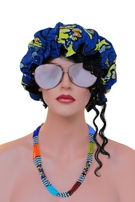 African Satin Bonnets Collection 2