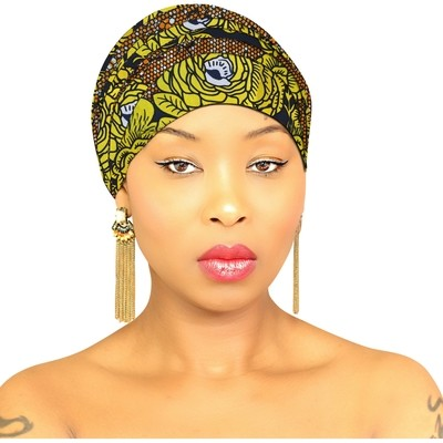 African Turban - Gaia
