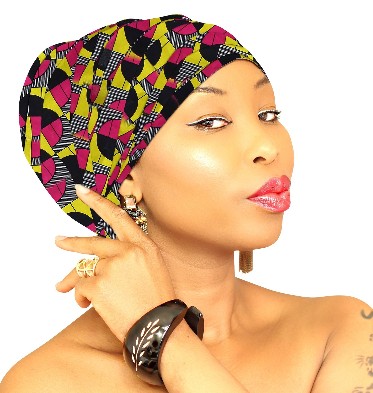African Head Wraps - Cebele