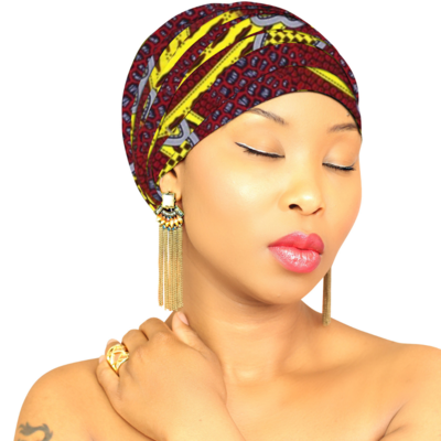 African Head Wraps - African Bloodline
