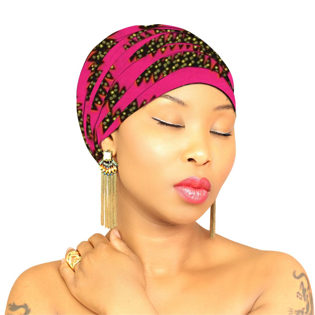 African Head Wrap - Abioye