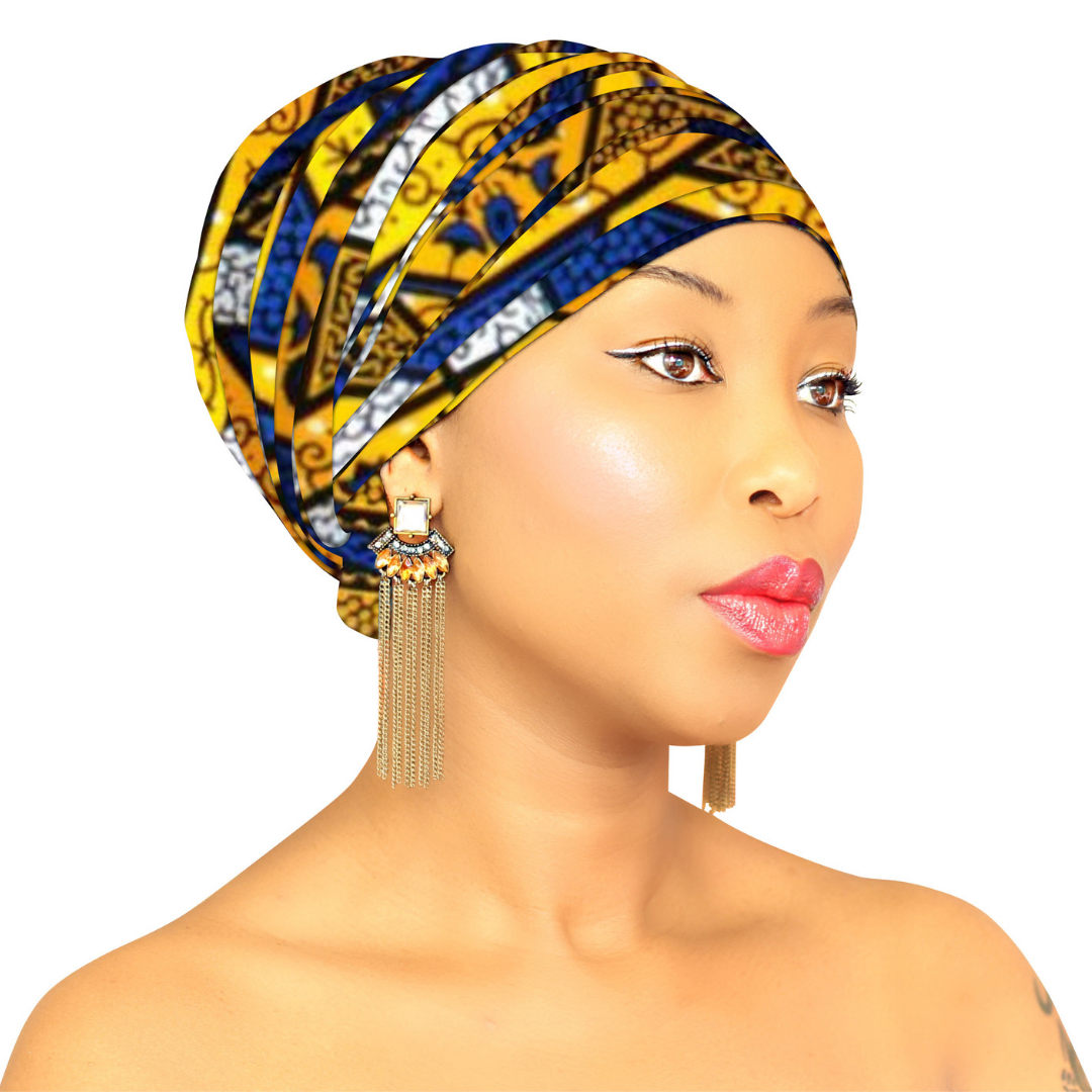 African Head Wraps - Morowa