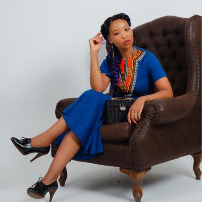 African Dress - Dashiki Princess