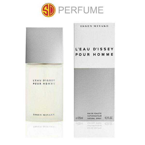 Issey Miyake Pour Homme EDT Men 125ml
