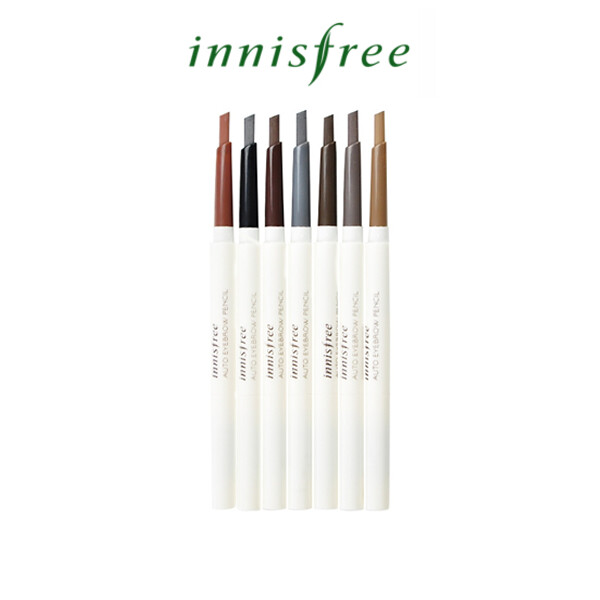 [Innisfree] Auto Eyebrow Pencil (Expiry in 2021/22)