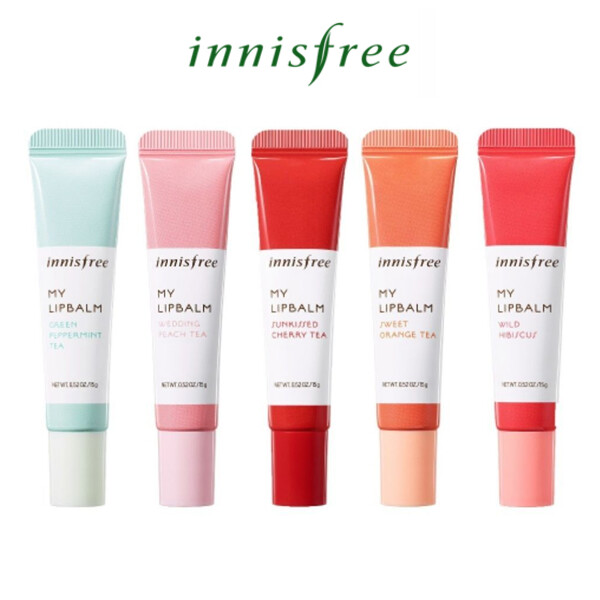 [Innisfree] My Lip Balm (Expiry in 2021/22)