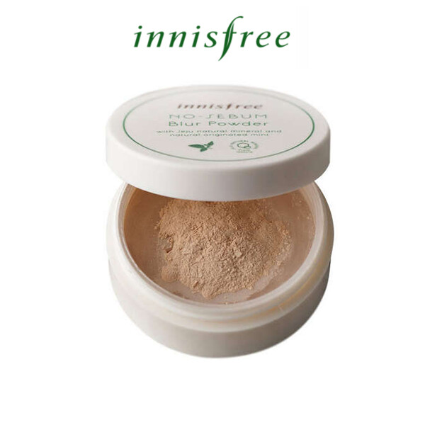 [Innisfree] No-Sebum Blur Powder
