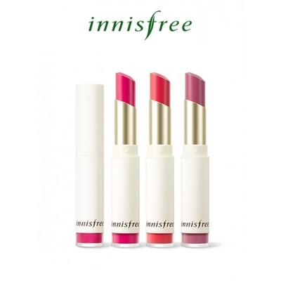 [Innisfree] Real Fit Velvet Lipstick (Expiry in 2021/22)