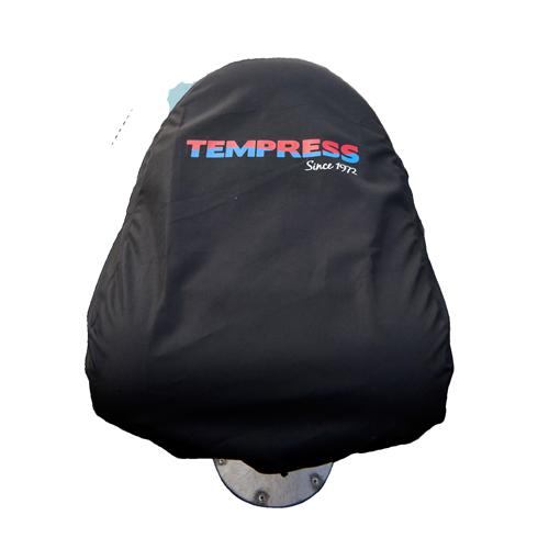 TEMPRESS Premium Boat Seat Cover - Black S2