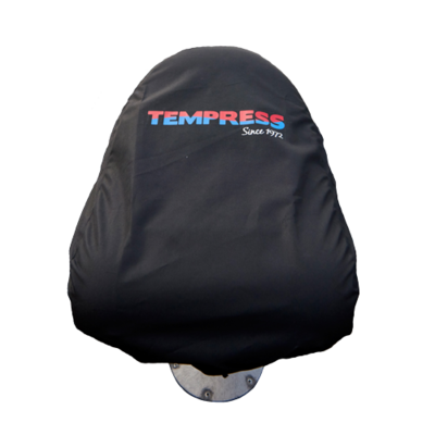 TEMPRESS Premium Boat Seat Cover - Black