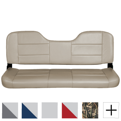 "48"" Folding Boat Bench Seat"