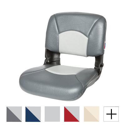 All Weather High Back Boat Seat