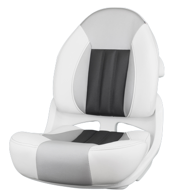 Fisherman's ProBax Captain's Boat Seat