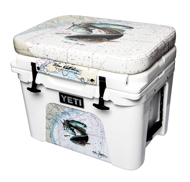 Whitlock Texas Bully's Cushion and Wrap Combination - 35QT