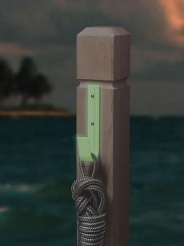 Large Lumi Utility Hook - Lumiglo