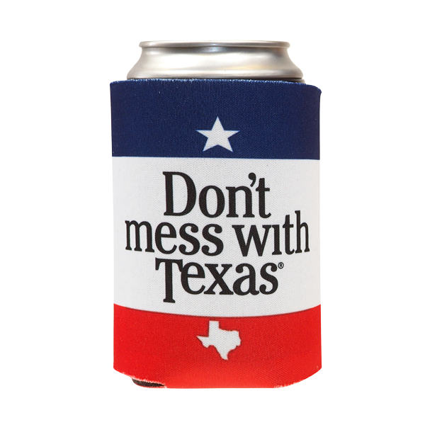 Can Cooler - Don't Mess With Texas