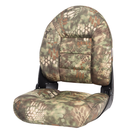 Tempress Store Navistyle High Back Camo Boat Seat