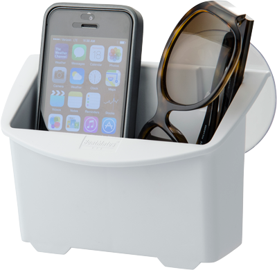 SmartPhone Plus Caddy - White