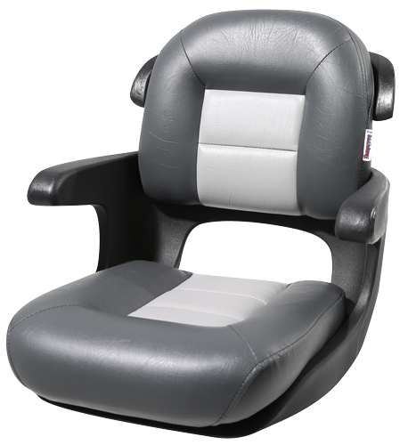 Elite Helm Low-Back Boat Seat