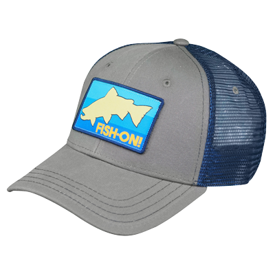 FISH-ON! Trout Hat - Various Colors FO3