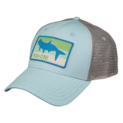 FISH-ON! Tarpon Hat - Various Colors FO2