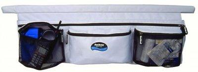 Dinghy Under Seat Storage Bag - Graphite