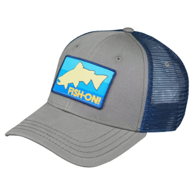 FISH-ON! Trout Hat - Various Colors