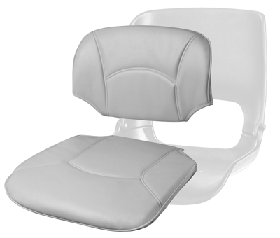 All-Weather Low-Back Replacment Seat Cushion
