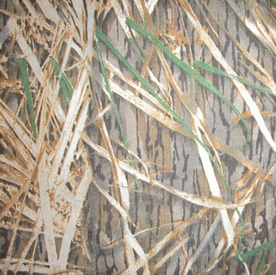 Mossy Oak Camouflage Cordura Material -  1 Yard