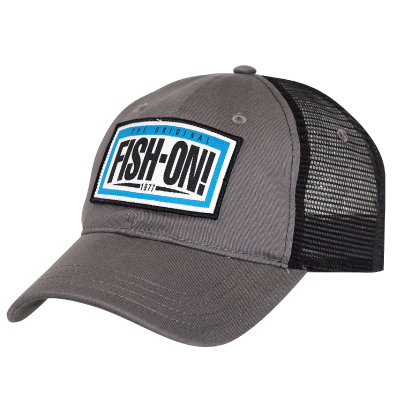 FISH-ON! Trucker Hat - Various Colors FO1