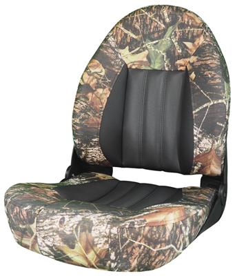 ProBax Orthopedic Camouflage Boat Seat