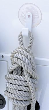 Utility Hook 2 Pack - White 2100-2