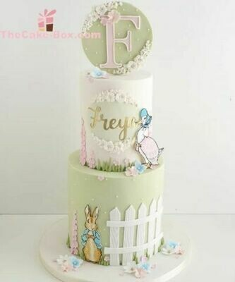 Freda's Cake Birthday Design