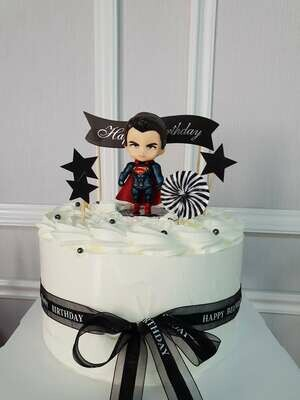 SUPERMAN CAKE for Kids