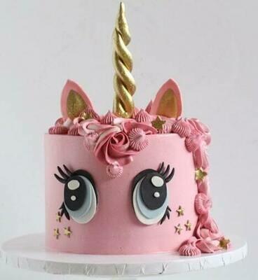 UNICORN CAKE Kids Cake -6