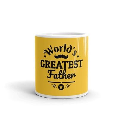World Greatest Father Mug