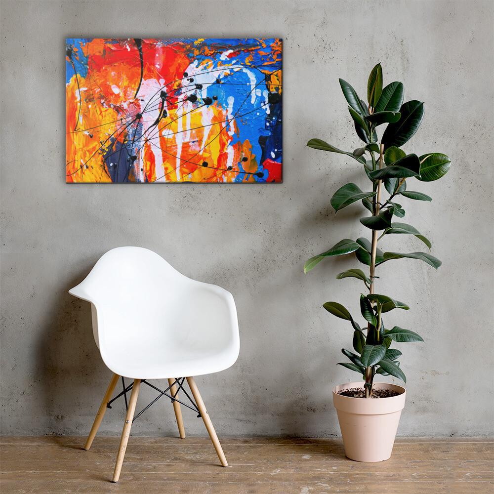 wall horizontal Canvas painting