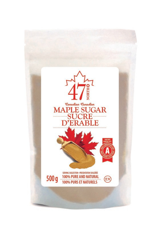 500g Organic Maple Sugar