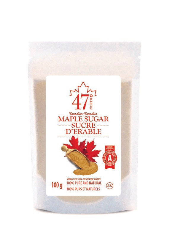 100g Organic Maple Sugar
