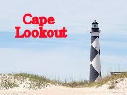 Cape Lookout, Expert-level Orienteering