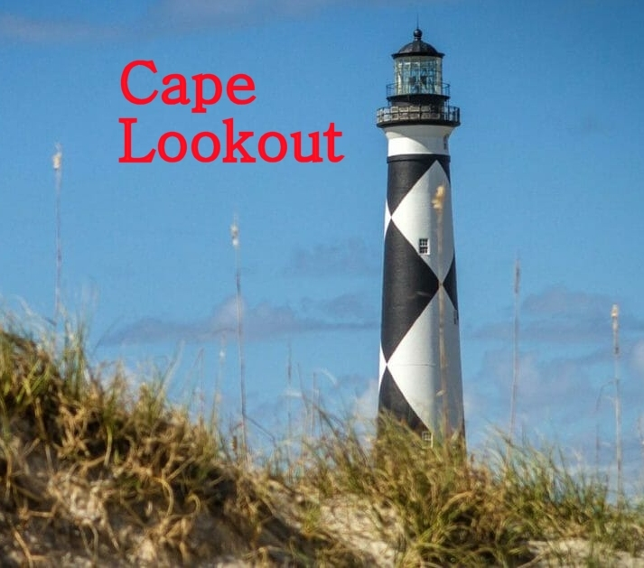 Cape Lookout, Expert-level Orienteering 00064