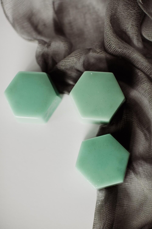 Hexagon Soap Sleep Time