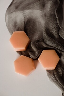 Hexagon Soap Citrus